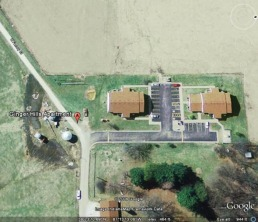 Google Earth Areial View